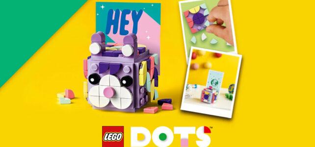 LEGO Dots 30557 Photo Holder Cube