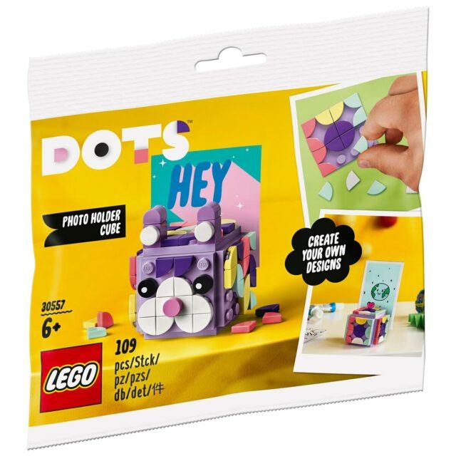 LEGO Dots 30557 Photo Holder Cube polybag