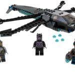 LEGO Marvel 76186 Black Panther