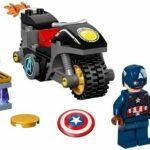 LEGO Marvel 76189 Captain America