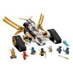 LEGO Ninjago Legacy 71739