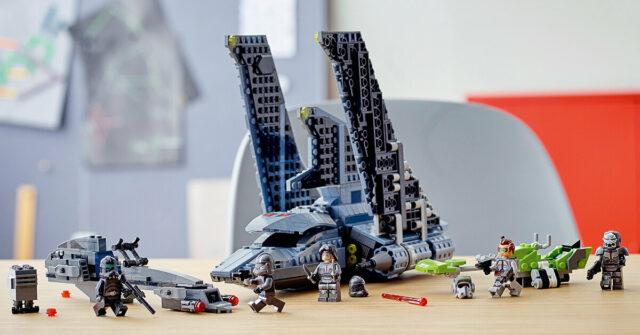 LEGO Star Wars 75314 Bad Batch 2021