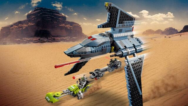LEGO Star Wars 75314 The Bad Batch