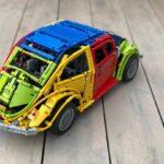 LEGO Technic VW Beetle MOC