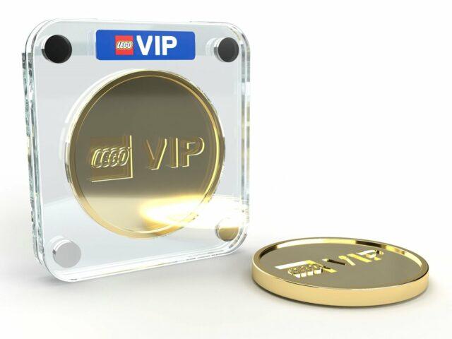 LEGO VIP 5006470 Logo Coin
