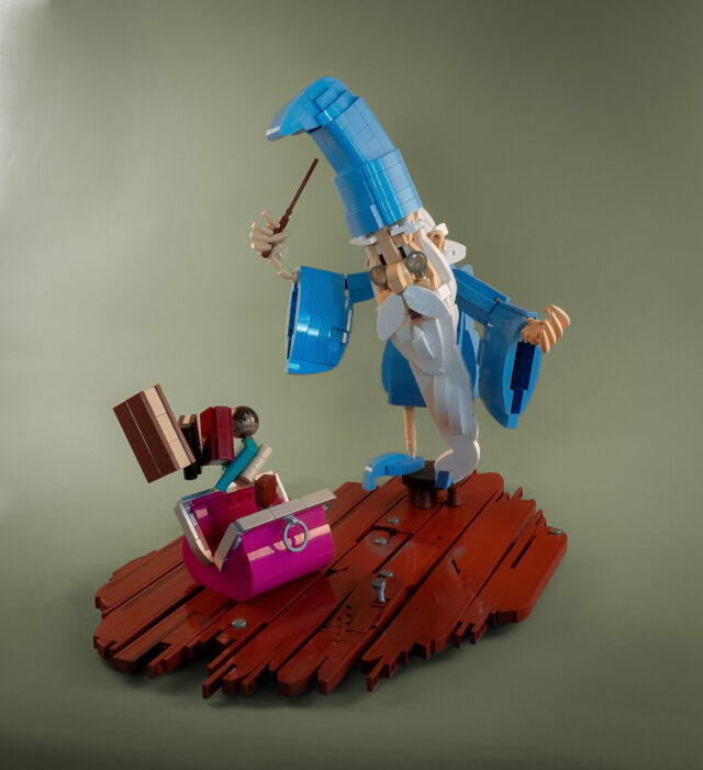 Merlin l'Enchanteur (The Sword in the Stone)
