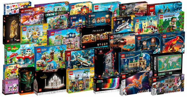 Nouveautés LEGO juin 2021