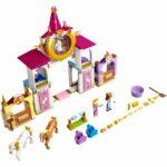 LEGO Disney 43195 Belle and Rapunzel's Royal Stables