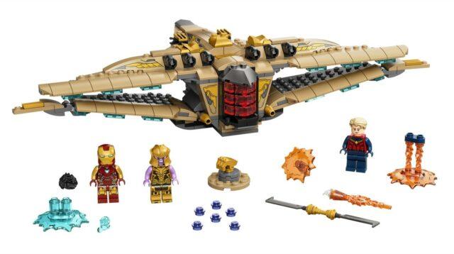 LEGO 76237 Sanctuary II