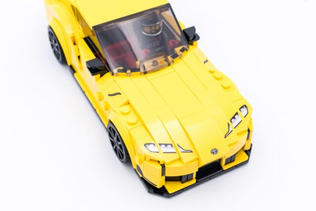 LEGO 76901 Toyota GR Supra stickers