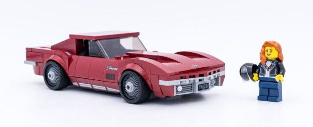 LEGO 76903 1968 Chevrolet Corvette