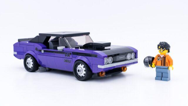 LEGO 76904 1970 Dodge Challenger TA