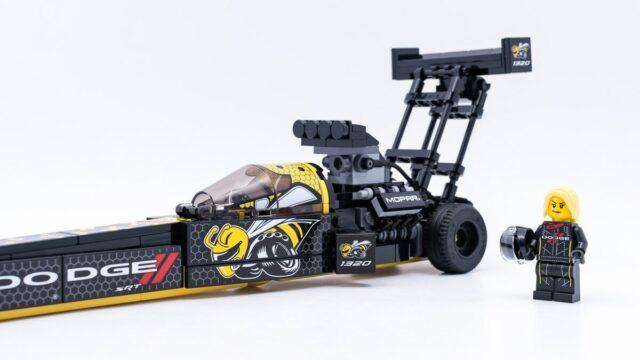 LEGO 76904 Mopar Dodge Dragster
