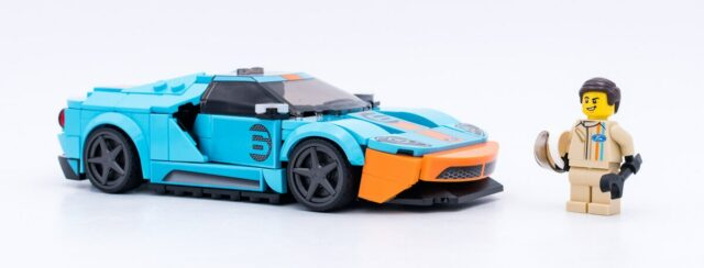 LEGO 76905 Ford GT Heritage Edition