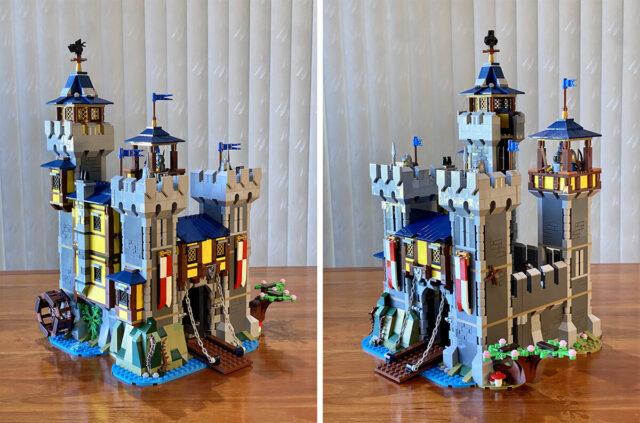 LEGO Creator 31120 Medieval Castle mod