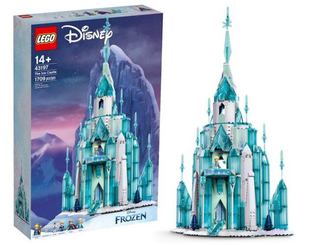 LEGO Disney Frozen 43197 The Ice Castle