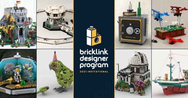 LEGO Ideas Bricklink designer program 2021