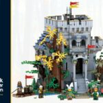 LEGO Ideas Castle in the Forest