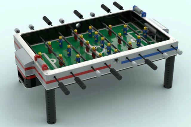 LEGO Ideas babyfoot
