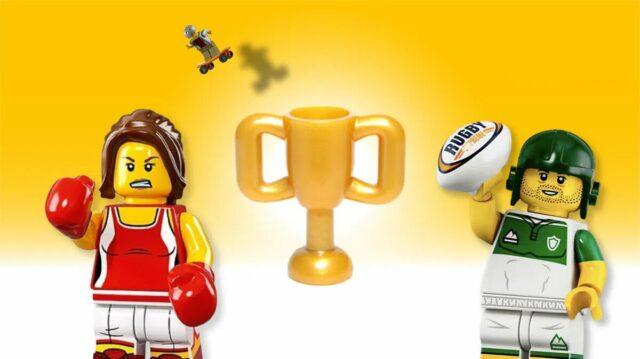 LEGO Ideas we love sports contest