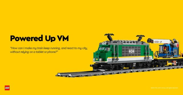 LEGO Powered UP VM