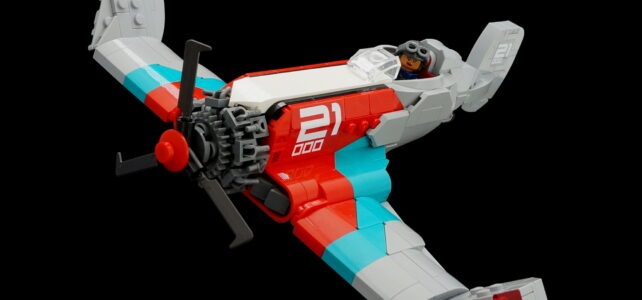 LEGO Skyracer