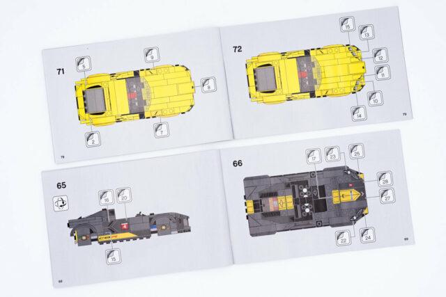 LEGO Speed Champions 2021 instructions