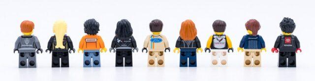 LEGO Speed Champions 2021 minifigures back