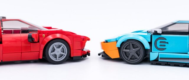 LEGO Speed Champions 2021 new tires