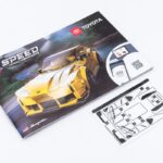 LEGO Speed Champions 76901 stickers