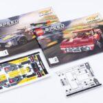 LEGO Speed Champions 76903 stickers