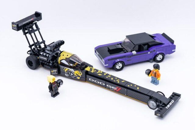 LEGO Speed Champions 76904 Dodge