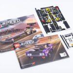 LEGO Speed Champions 76904 stickers