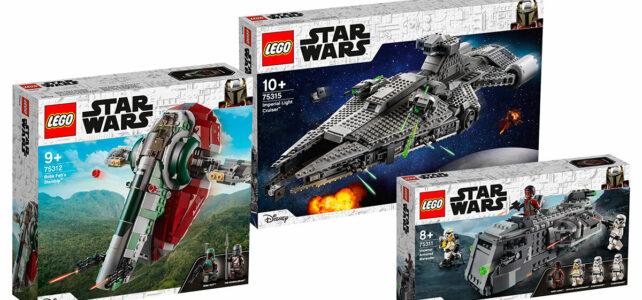 LEGO Star Wars 2021 The Mandalorian