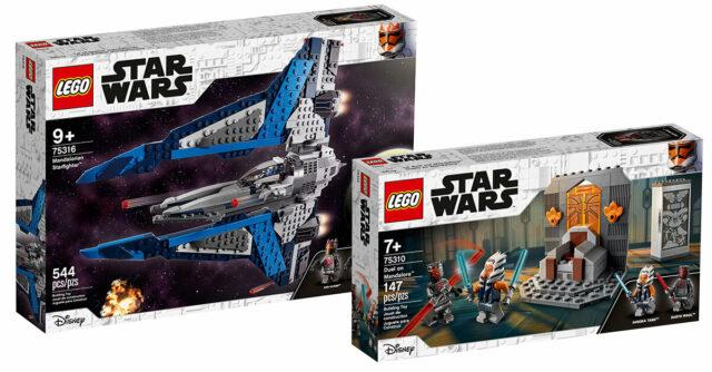 LEGO Star Wars 75310 75316