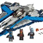 LEGO Star Wars 75316 Mandalorian Starfighter 3