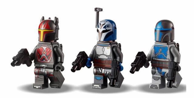 LEGO Star Wars 75316 Mandalorian Starfighter