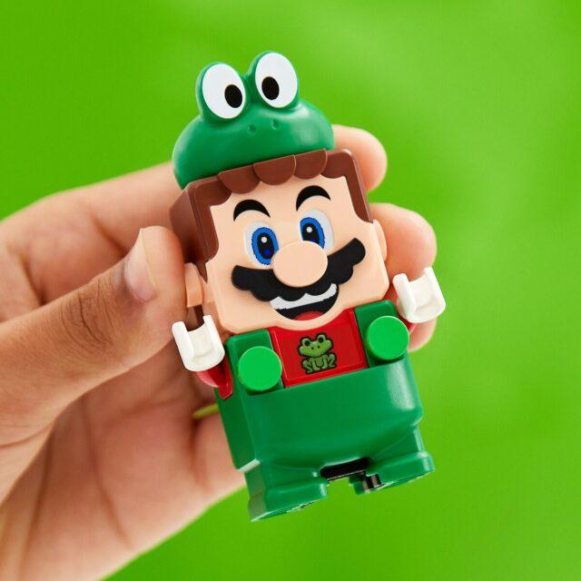 LEGO Super Mario 71392 Frog Mario