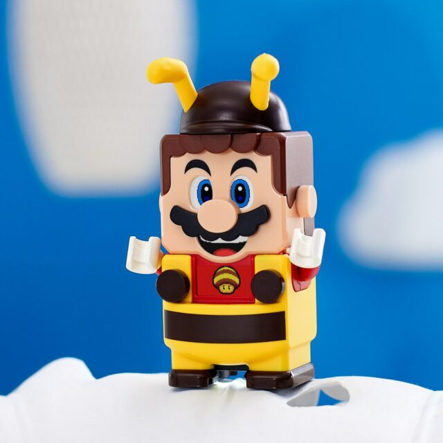 LEGO Super Mario 71393 Bee Mario