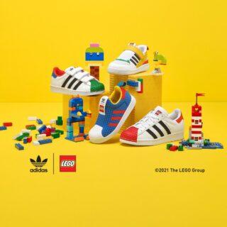 LEGO adidas Originals Superstar kids