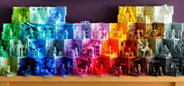 LEGO Monofigure Habitats