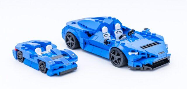 Review LEGO Speed Champions30343 McLaren Elva