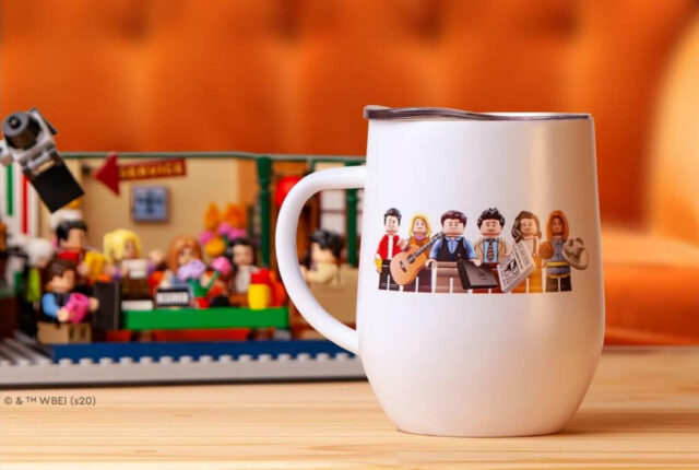 LEGO Mug Friends GWP 5006068