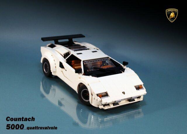 LEGO 10295 OSM Lamborghini Countach
