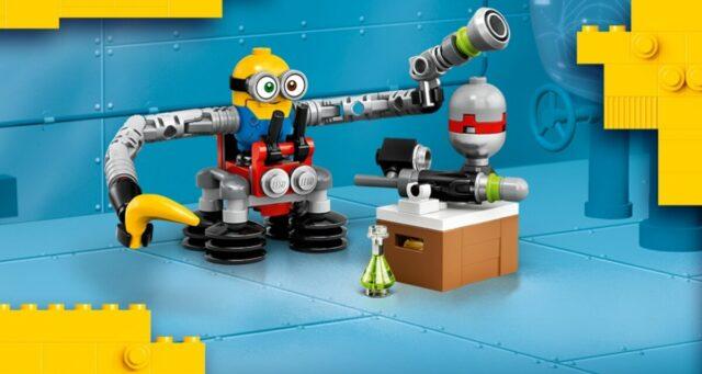 LEGO 30387 Bob Minion