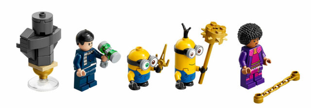 LEGO 40511 Minions Kung-Fu Training