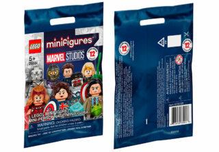 LEGO 71031 CMF bag