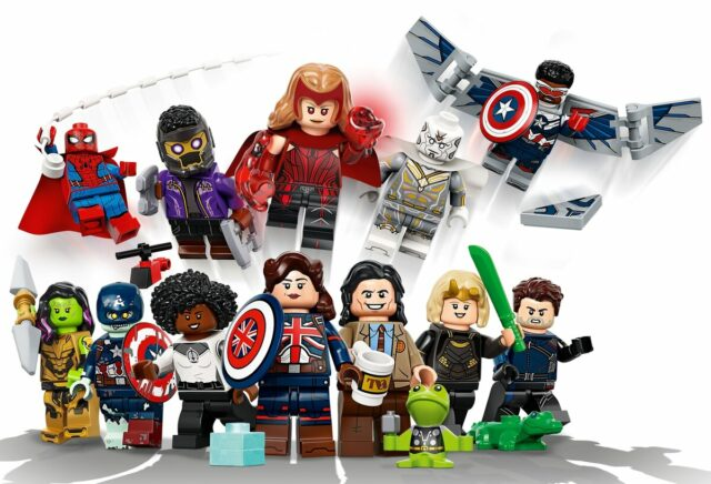 LEGO 71031 Marvel CMF