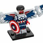 LEGO 71031 Sam Wilson Captain America