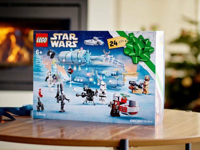 LEGO 75307 Star Wars Advent Calendar 2021